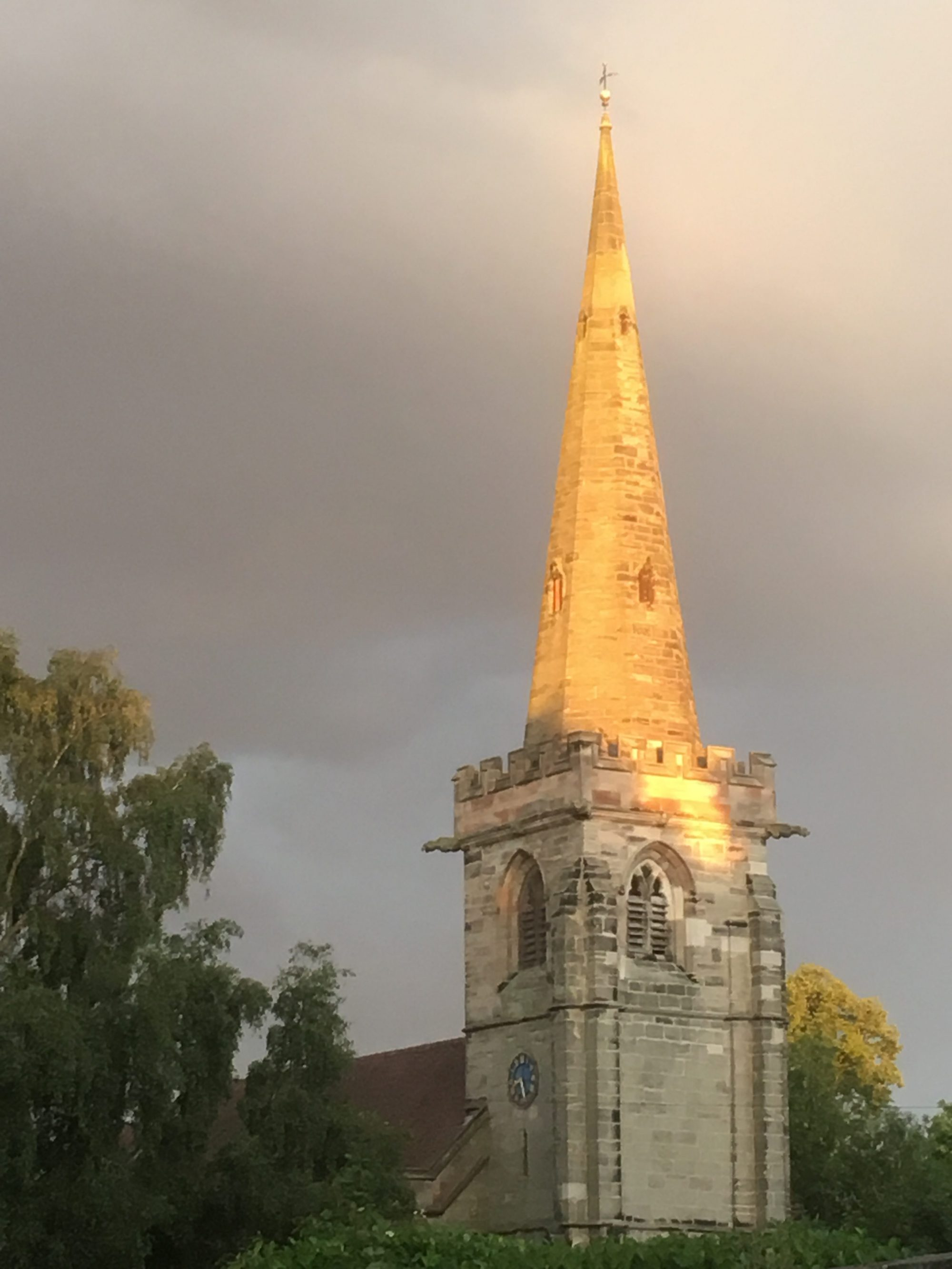Welcome to Rolleston on Dove Parish Council